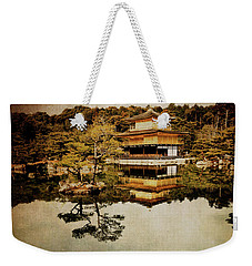 Memories Of Japan 1 Weekender Tote Bag