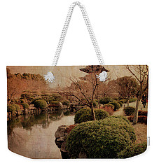 Memories Of Japan 2 Weekender Tote Bag
