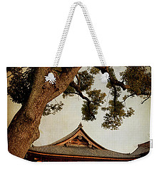 Memories Of Japan 3 Weekender Tote Bag