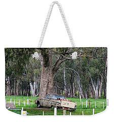 Memories Of The Farm Weekender Tote Bag