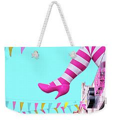 Merilyn Weekender Tote Bag