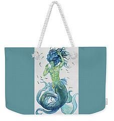 Merman Clyde Weekender Tote Bag