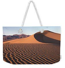 Mesquite Dunes 1 Weekender Tote Bag