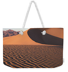 Mesquite Dunes 1-v Weekender Tote Bag