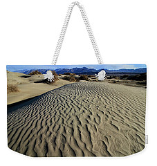 Mesquite Flat Sand Dunes Grapevine Mountains Weekender Tote Bag