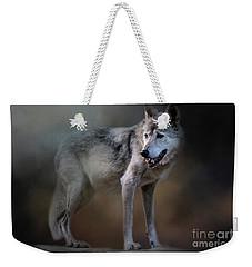 Mexican Wolf Weekender Tote Bag