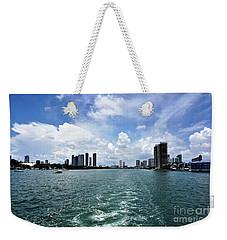 Miami2 Weekender Tote Bag