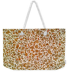 Mid Century Terrazzo Weekender Tote Bag