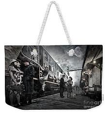 Midnite Run Weekender Tote Bag