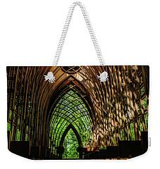 Mildred B. Cooper Memorial Chapel Weekender Tote Bag
