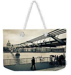 Millennium Bridge 03 Weekender Tote Bag