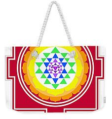 Mindflavors Original Small Weekender Tote Bag