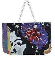 Miss Holiday Weekender Tote Bag