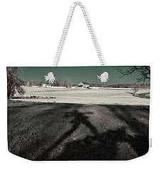 Mississippi Shadow Weekender Tote Bag