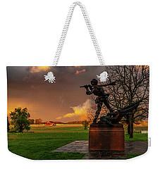 Mississippi Storm Weekender Tote Bag