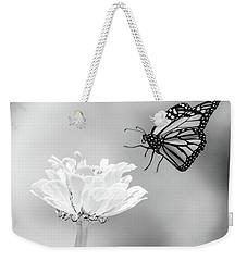 Monarch In Infrared 6 Weekender Tote Bag