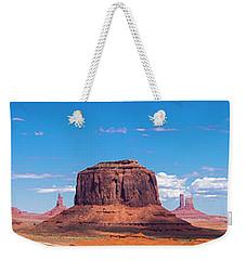 Monument Lookout Weekender Tote Bag