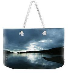 Moody Sky Painting Weekender Tote Bag