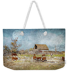 Moonlight In The Daytime Weekender Tote Bag