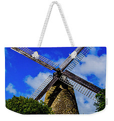 Weekender Tote Bag featuring the photograph Morgan Lewis Mill by Stuart Manning