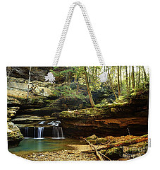 Morning In The Gorge Weekender Tote Bag