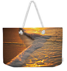 Morning Shoreline Weekender Tote Bag
