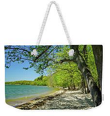 Moss Creek Beach Weekender Tote Bag