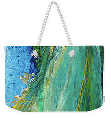 Mother Nature - Portrait View Weekender Tote Bag