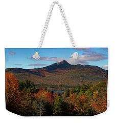 Mount Chocorua New Hampshire Weekender Tote Bag