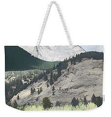 Mount Ypsilon Weekender Tote Bag