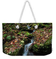 Mountain Stream - Blue Ridge Parkway Weekender Tote Bag