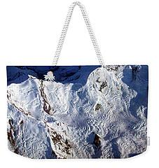 Mountaintop Snow Weekender Tote Bag