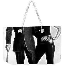 Mrs. Peel, We're Needed Weekender Tote Bag