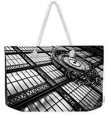 Musee D'orsay Clock Weekender Tote Bag