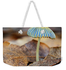 Mushroom Under The Oak Tree Weekender Tote Bag