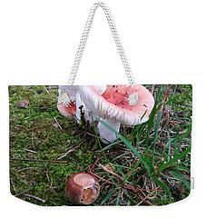 Mushrooms And Moss 2  Weekender Tote Bag