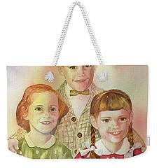 The Latimer Kids Weekender Tote Bag