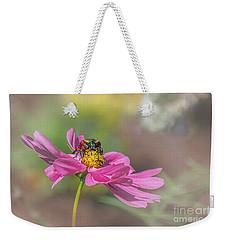 My Flower Weekender Tote Bag