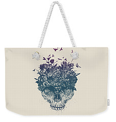 My Head Is Jungle Weekender Tote Bag