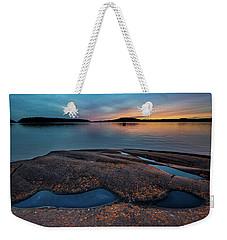 Mystic Pools Weekender Tote Bag