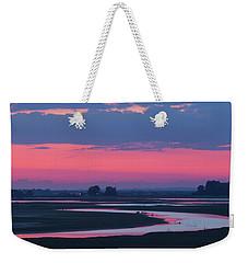 Mystical River Weekender Tote Bag