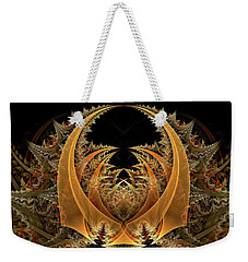 Nahum Weekender Tote Bag