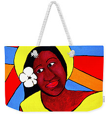 Native Queen Weekender Tote Bag