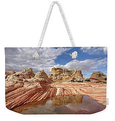 Natural Architecture Weekender Tote Bag