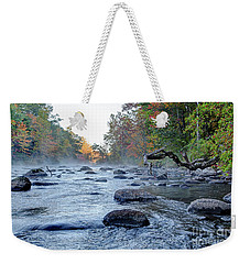 Near Riverton Weekender Tote Bag