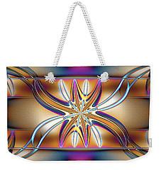 Nehemiah Weekender Tote Bag