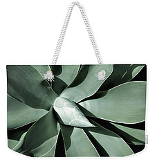 Weekender Tote Bag featuring the photograph New Growth I by Leda Robertson