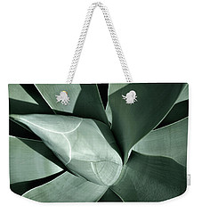 Weekender Tote Bag featuring the photograph New Growth II by Leda Robertson