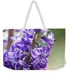 New Year Purple Weekender Tote Bag