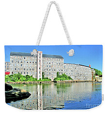 Newmarket New Hampshire Weekender Tote Bag